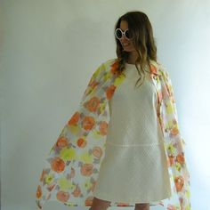 Needing a raincoat, why not make it to go over my next Sew Weekly challenge dress>