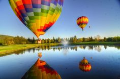 Fly with Napa Valley Balloons Inc.