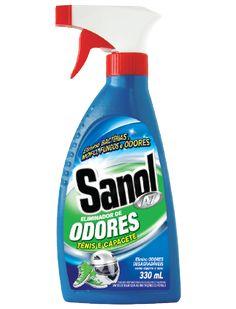 Sanol A7  Eliminador de Odores