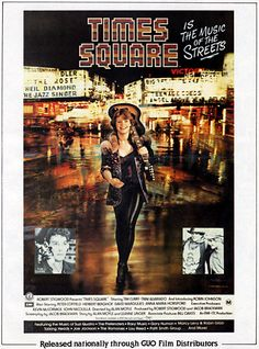 Tim Curry with Trini Alvarado and Robin Johnson in the film  Times     Tim Curry with Trini Alvarado and Robin Johnson in the film  Times Square    I was in love with Robin Johnson for many years after wat