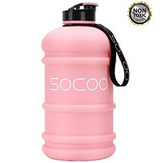 Buy ArtLife Sport Water Bottle with BPA Free/Leak Proof Sports Jug for Gym Workout Yoga Outdoor Large Water Bottle, Gallon Water Bottle, Cute Water Bottles, Bpa Free Water Bottles, Best Water Bottle, Water Bottle Design, Water Bottle Workout, Modern Placemats, Food Storage Boxes