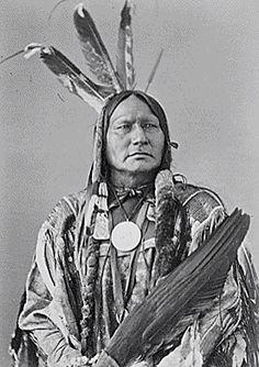 Running Antelope - Sioux