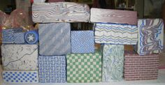 pitelka clay blocks