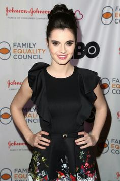 Vanessa Marano at the Family Equality Council's Annual Impact Awards at The Globe Theatre, Universal City March, Vanessa Marano, Laura Marano, Movie Stars, Mini Skirts, Storyboard, Carrie, Outfits, Beautiful, Fashion