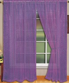 chic home design abby curtains - free image gallery