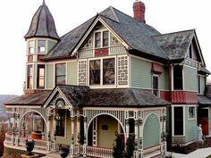 A gorgeous Victorian!