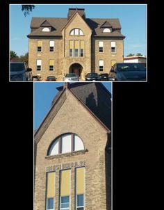 1892, Stoughton High School, Stoughton, WI Historical Landmark
