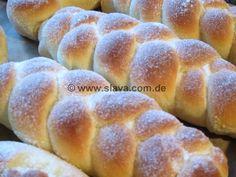 Fluffige Zuckerzöpfe – Brezeln und noch mehr « kochen & backen leicht gemacht mit Schritt für Schritt Bilder von & mit Slava