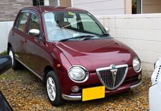 Daihatsu Opti - Keijidosha - Kei Car