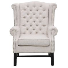 Found it at Joss & Main - Easton Tufted Arm Chair