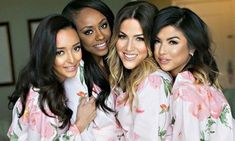 18 Bridesmaid Robes That Are Perfect For The Wedding Day And Beyond | The Huffington Post