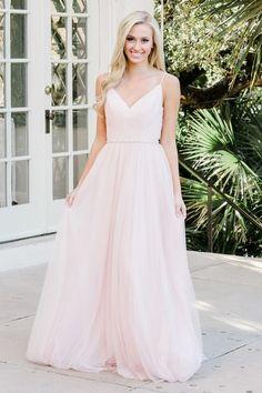 2f515eee46c17 Rosalie Tulle Convertible Dress in 2018 | Bridesmaid dresses | Pinterest | Bridesmaid  dresses, Tulle bridesmaid dress and Dresses