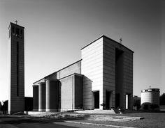Architekturfotografie: Ein verstörend modernes Italien | ZEITmagazin, Italy, modernism