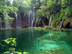 Pacotes de viagem_Plitvice Lakes_Viajando bem e barato pela Europa