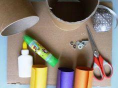 Créez des instruments de musique avec l'atelier du mercredi de C-MonEtiquette.Découvrez d'autres ateliers pratiques et ludiques à faire avec votre enfant.