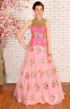 The Most Awesome Lehenga Labels for Quirky Girls! *Drama Mama! | Best Indian Wedding Blog for Planning & Ideas - WedMeGood
