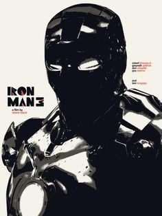 Iron Man 3 by Midnight Marauder *