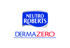 Product logo design Dermazero