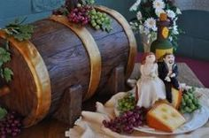 Best Wine Themed Wedding Ideas