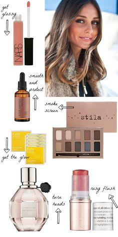 The Glossy Life: Steal Her Style Olivia Palermo (Beauty)