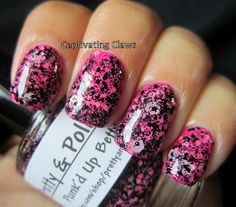 Captivating Claws- Pretty & Polished Punk'd Up Betty