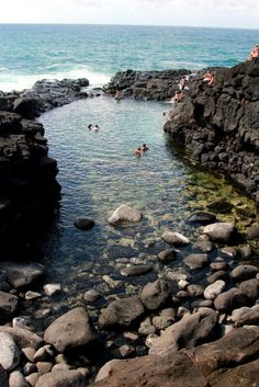 Queens Bath Kauai, Hawaii. I want to go back!!