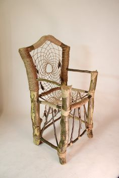 Dream Ca' Chair No.12 Recycled Tree Limb by AlexHagendorf on Etsy