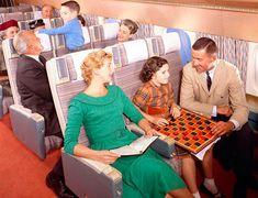 Vintage Airline – Plongez dans l'âge d'or de l'aviation avec ces 13 photos fascinantes (image)