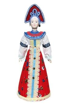 "GreatRussianGifts.com - Russian Porcelain Costume Doll ""Alyonka"" Large, $29.95 (http://www.greatrussiangifts.com/russian-porcelain-costume-doll-alyonka-large/)"