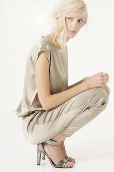 top CHERI, pantalone MARCIA