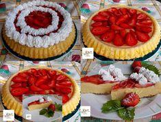 Epres gyümölcsös torta, édes finomság, mert a gyümölcsös sütik a legjobbak! - Egyszerű Gyors Receptek
