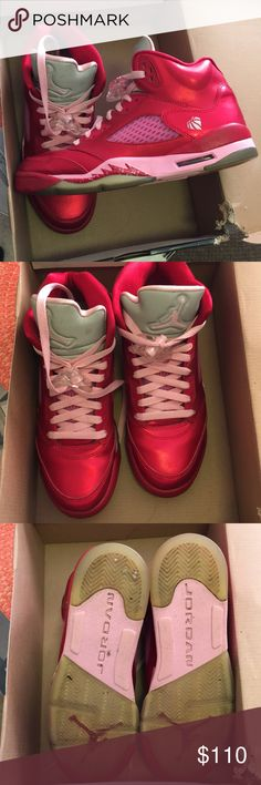 new concept 36081 c5e80 ... shopping air jordan 5 retro valentines day pink red 0487a 7054d