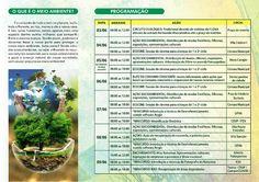 Semana do Meio Ambiente tem Vasta Programação Blog da Maria Oliveira