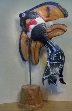 Encontrá Escultura de Pez Mixto. desde $370. Living, Comedor y más objetos únicos recuperados en MercadoLimbo.com.