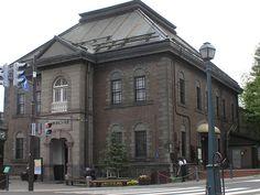 Otaru Musical box museum, Hokkaido, Japan, you can make your original music box