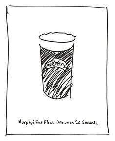 Murphy's beer: Sketch