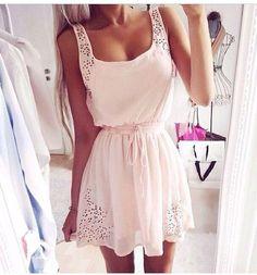 Simply gorgeous white dress