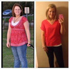 Hannah Inez Kelly lost 14 pounds and many inches since December.