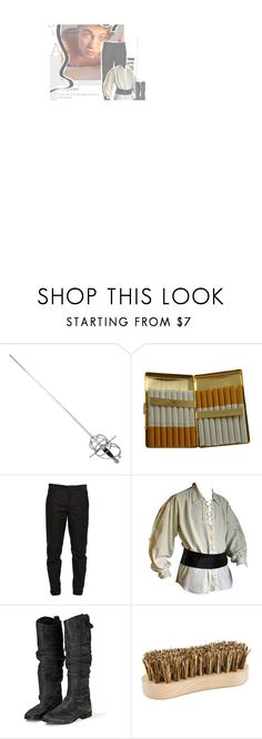 """""""& - ootd"""" by d-aydream3rs ❤ liked on Polyvore featuring S.W.O.R.D., Nicole, KING, Maison Margiela, Golden Goose, men's fashion and menswear"""
