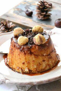 Mousse, Sweet Recipes, Tapas, Panna Cotta, French Toast, Food And Drink, Sweets, Cheese, Chocolate