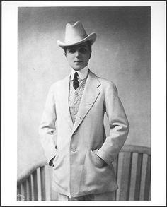 Vesta Tilley 1906 by MILK_, via Flickr