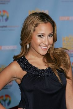 Smart Adrienne Bailon ...  De luxe Hairstyles...   In the summer of 2001, the group embarked on the MTV Total Request Live tour along with Destiny's Child, Dream, Nelly, Eve, and Jessica Simpson.