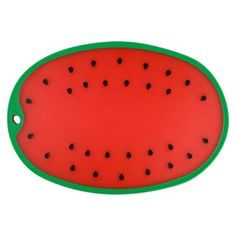 DEXAS Dexas Watermelon Cutting Board- Red