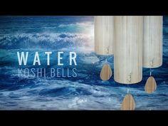 Vibrational Manifestation - WATER Koshi Wind Chimes Meditation - See the Ocean of oneness. Meditation Musik, Guided Meditation, Zen, Sound Healing, Healing Power, Solar Plexus Chakra, Water Element, Relaxing Music, Calming Music