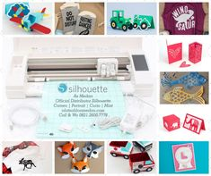 Harga Terbaru Mesin Cutting Sticker Silhouette Cameo® 3 | As Medan.