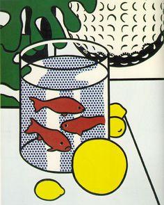 ARTE Y ARTISTAS: Roy Lichtenstein