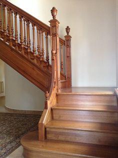 Morozov mansion staircase
