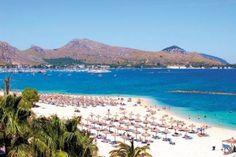 Rent a Villa Mallorca Menorca, Ibiza, Mallorca Beaches, Puerto Pollensa, Places To Travel, Places To Visit, Rent A Villa, Tourist Information, Balearic Islands