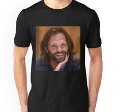 JARED PADALECKI Jared Padalecki, People, Mens Tops, T Shirt, Supreme T Shirt, Tee Shirt, People Illustration, Tee, Folk