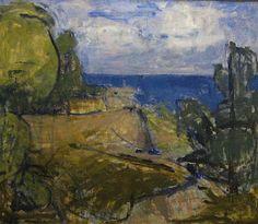 Eli Frandsen (Danish, 1922-) Bornholm